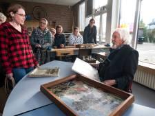 Uren in de rij voor schilderijentaxatie in Dorpshuis van Harmelen
