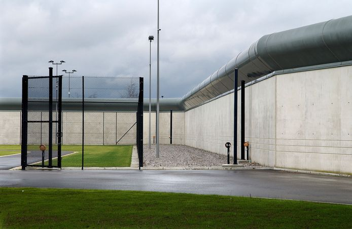 De gevangenis van Hasselt.