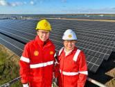 76.000 zonnepanelen bij Shell Moerdijk: 'Dit is nog maar het begin'