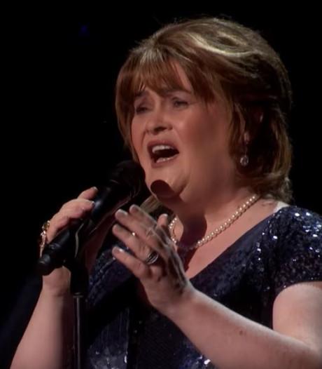 Susan Boyle doet tien jaar na succes mee aan America's Got Talent