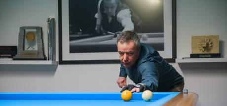 Dick Jaspers mag eindelijk weer een biljartwedstrijd spelen: 'Topsport is op dit moment niet belangrijk'