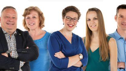 CD&V Tienen stelt zijn mandatarissen voor