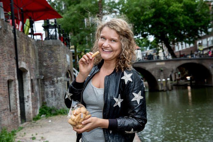 Laura de Grave: ,,Van spritsen kun je blijven eten.''