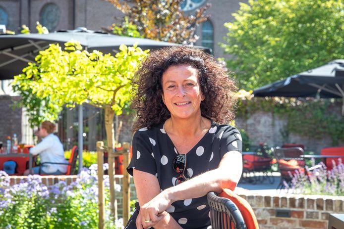 Anita Maas van Slot Oostende.