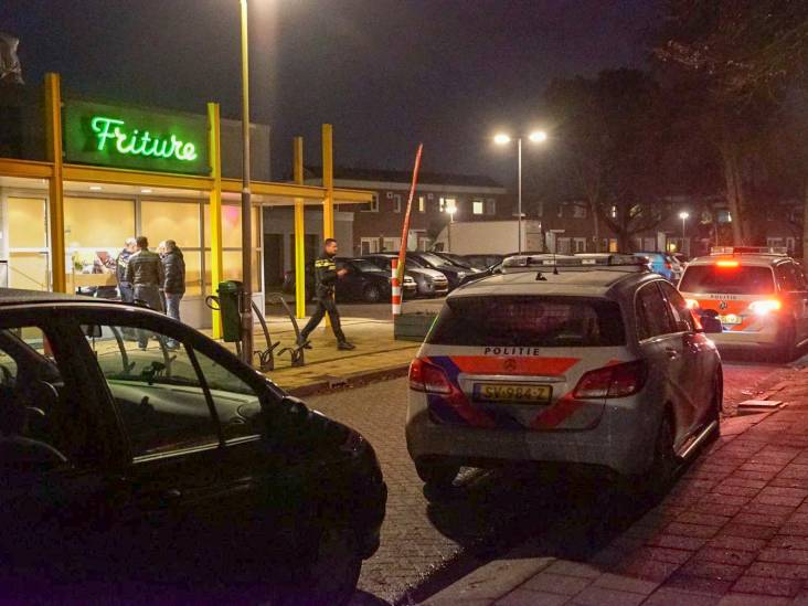 EMTÉ in Valkenswaard overvallen, toevallig tegelijk met incident in frietzaak 't Gegraaf