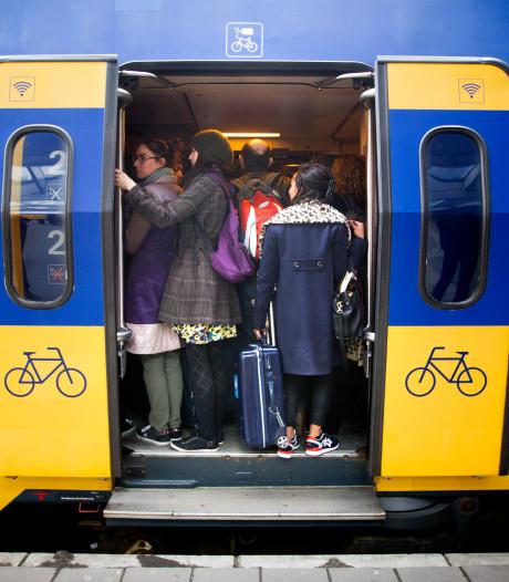 Tot 23.15 uur minder intercity's tussen Rotterdam Centraal en Dordrecht