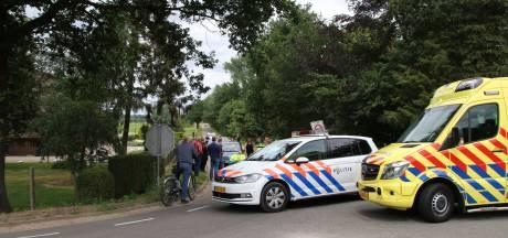 Wielrenner gewond in Renswoude