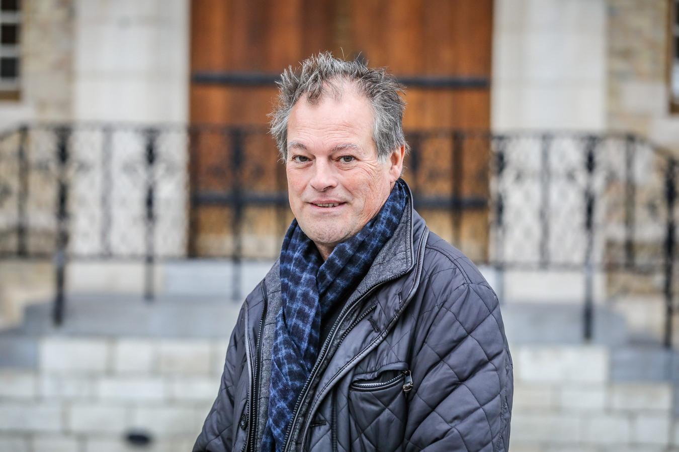 Schepen Jan Van Acker.