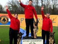 De Oude Maas wint hondenwedstrijd