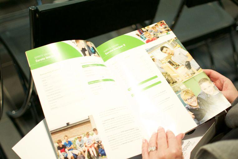 De infosessie is een samenwerking tussen de vier vrij campussen in Deinze.