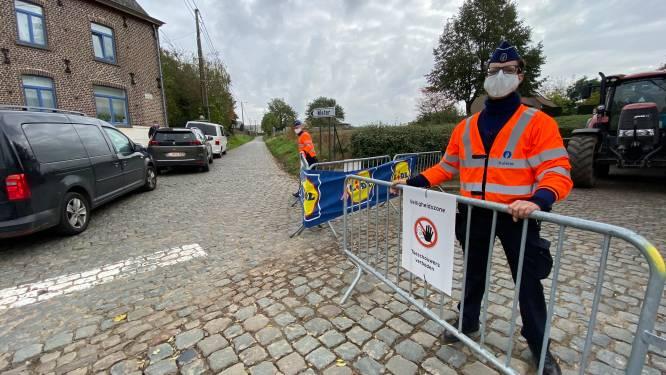 Bijna geen covid-gerelateerde overtredingen tijdens de Ronde: alleen Herman De Croo heeft boete aan zijn been