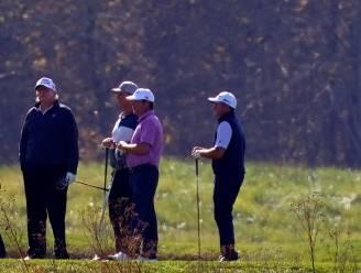 "Trump verneemt nederlaag op golfterrein en stuurt nadien razende tweet: ""Ik won met 71 miljoen legale stemmen"""