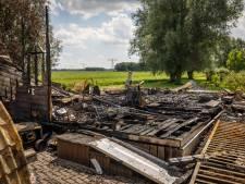 Mogelijke opzet bij brand in chalet Vollenhove