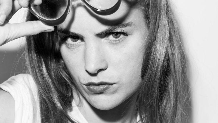 Hannah Hoekstra: Misschien wil ik volgend jaar wel een moestuin' Beeld Ivo van der Bent