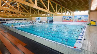 Zwembad Rozebroeken even gesloten door stroompanne