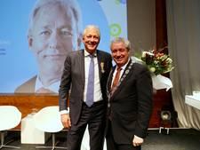 Roosendaler Jack de Kreij benoemd tot Officier in Orde van Oranje Nassau