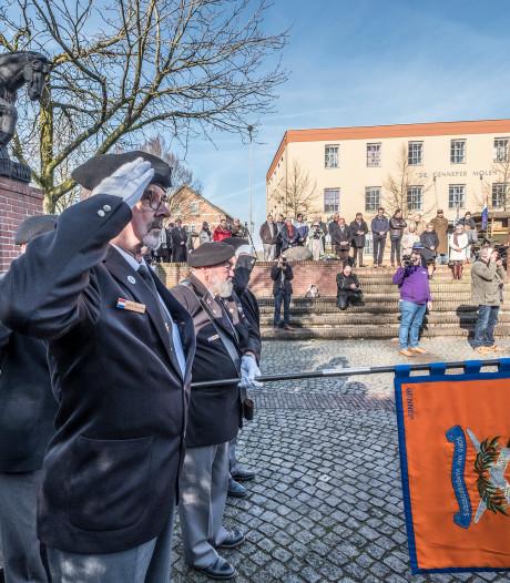 Veteranendag gecombineerd met herdenking bevrijding in Gennep smaakt naar meer