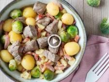Plat d'hiver prêt en 20 minutes (et dans une seule casserole!)
