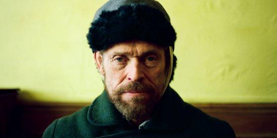 'At Eternity's Gate': Van Gogh is meer dan zijn afgesneden oor ★★★☆☆