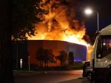 Veel rookontwikkeling bij grote branden in Sliedrecht, Zandvoort en Deventer