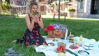 """Nóóit rauw vlees in de picknickmand"""