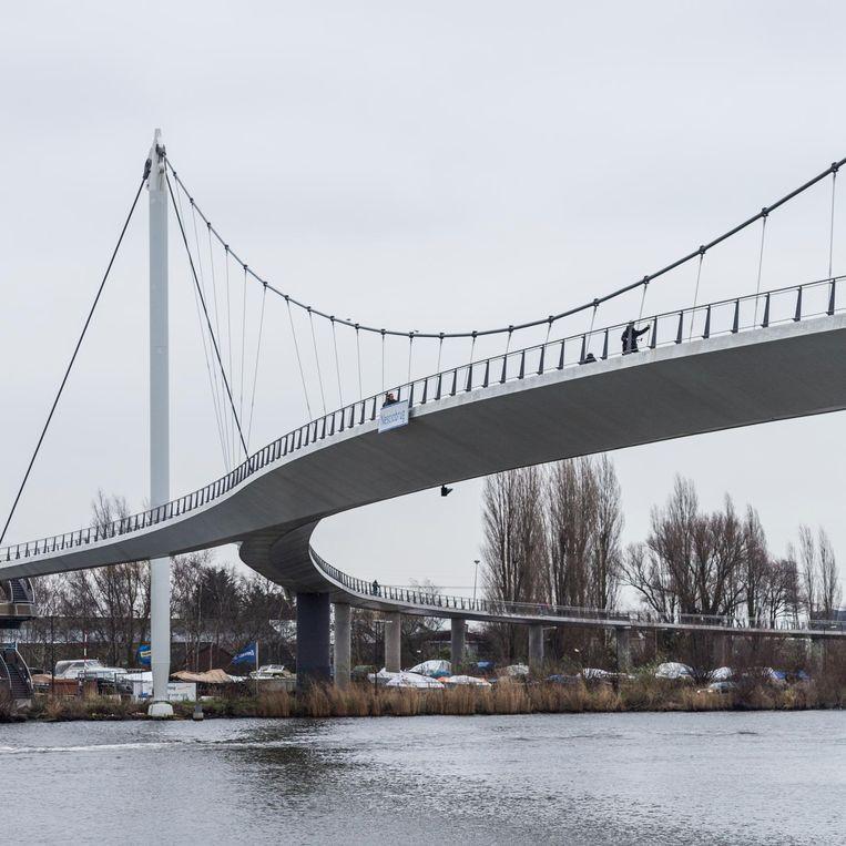 De Nesciobrug Beeld Tammy van Nerum