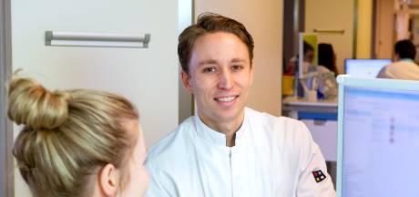 Dongen-speler Thom Avontuur over zijn eerste maanden in ETZ: 'Emotioneel gezien zijn het stressvolle dagen'
