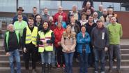Vrijwilligers zwerfvuilactie stoten op slachtafval