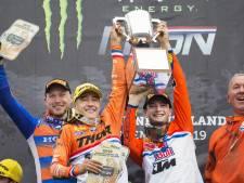 Herlings en Coldenhoff kunnen titel niet verdedigen: streep door Motocross of Nations