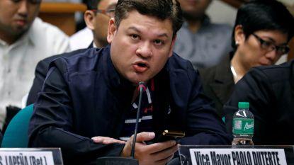 Filipijnse president Duterte bekrachtigt ontslag zoon na beschuldigingen in drugsaffaire