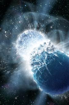 Wetenschappers in alle staten: heelal geeft goud prijs