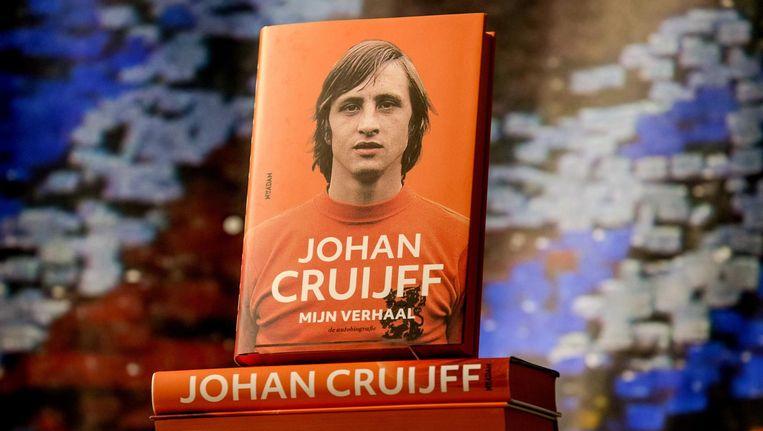 De biografie Johan Cruijff - Mijn verhaal Beeld null