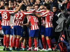 LIVE | Morata kopt Atlético op voorsprong, Sjachtar staat weer gelijk