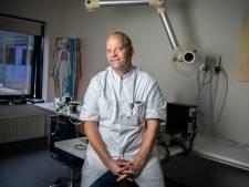Longarts Sander de Hosson: 'Ook een dokter mag emoties tonen als iemand sterft'