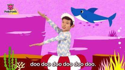 Baby Shark krijgt eigen tv-reeks op Nickelodeon