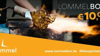 Stad Lommel lanceert de Lommelbon