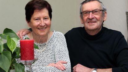 Herman en Anny vieren gouden jubileum