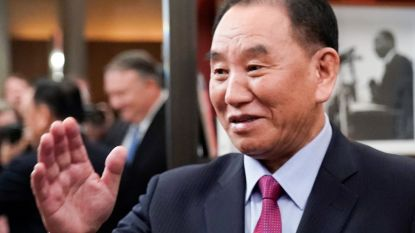Trump ontmoet rechterhand Kim Jong-un in Witte Huis: nieuwe ontmoeting met Noord-Koreaanse leider op til?