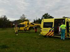 Man zwaargewond na val in bierkelder in Ootmarsum
