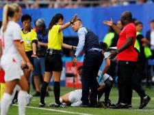 Engelse bondscoach Neville verbijsterd over gedrag Kameroen