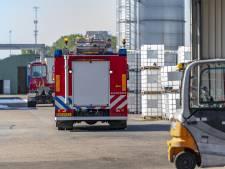Brandje bij chemisch bedrijf Oosterhout snel onder controle
