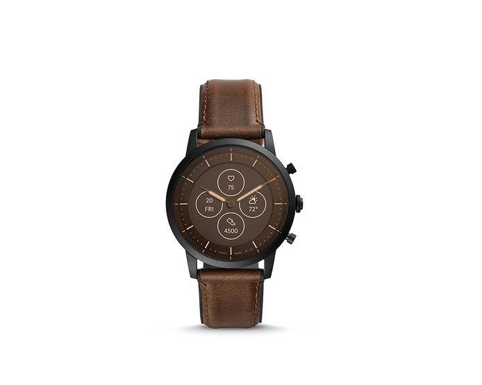 Fossil Hybrid Smartwatch HR Collider Bruin (Bruin)