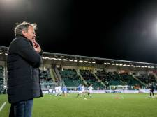 De Graafschap-trainer De Jong looft debutant Etemadi: 'Fantastische redding'