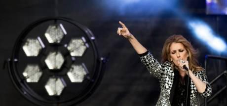Un technicien de Céline Dion électrisé sur le montage de sa tournée