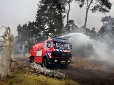 Tonnen extra nodig voor regionale brandweer