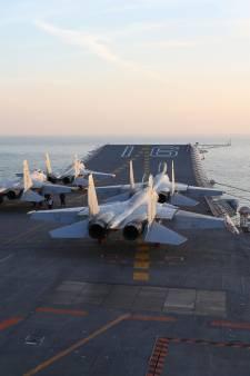 Des jets chinois survolent Taïwan, Washington réagit