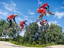 BMX-club eist gestolen schansen voor zaterdagmiddag terug