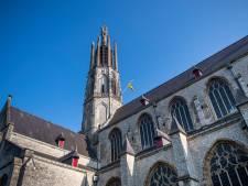 Omroep Hulst zendt kerkdiensten rond Pasen uit vanuit een lege basiliek