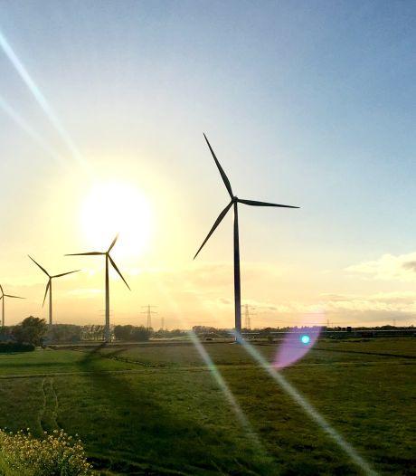 Plan voor windmolenpark in groene gebied langs Oude IJssel bij Doetinchem