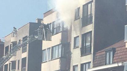 Appartement onbewoonbaar na keukenbrand